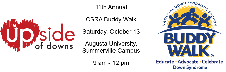 11th Annual CSRA  Buddy Walk